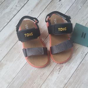 Toms Toddler Boys Sandals